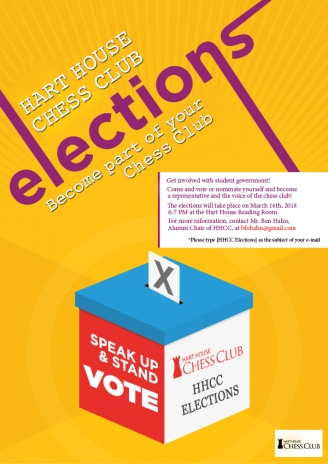 Elections Poster