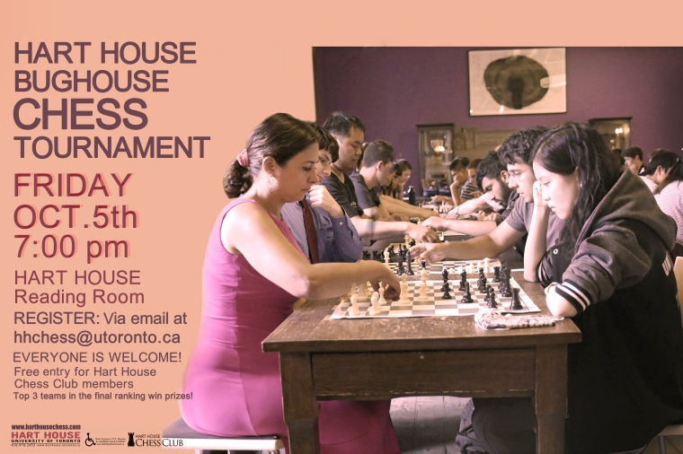 Bughouse Tourney