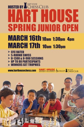JUNIOR CHESS spring